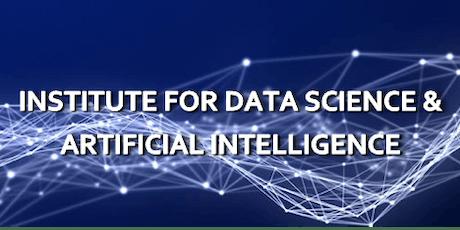 Advances in Data Science Seminar: Marcel Van herk tickets