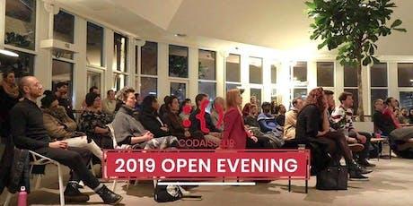 Codaisseur Code Academy Open Evening tickets