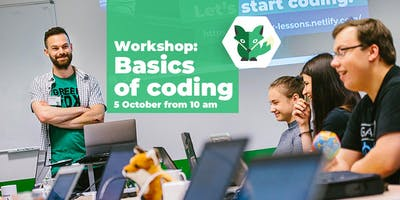 Workshop: Basics of coding