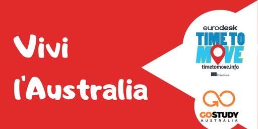 Time to move- Vivi l'Australia