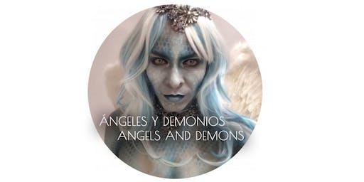 Make-up Workshop: Angels & Demons/Angeles y Demonios