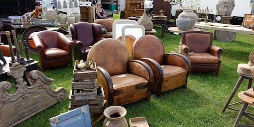 Decorcafe Visit to Ardingly Antiques Fair (Haywards Heath)