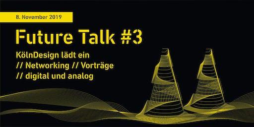 Future Talk #3: Networking
