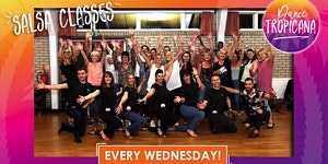Salsa Lessons - Beginners Welcome