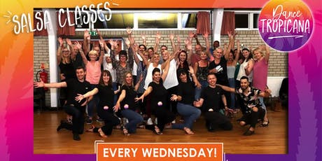 Salsa Lessons - Beginners Welcome tickets
