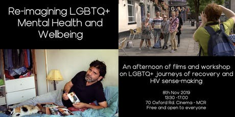Reimagining LGBTQ+ Mental Health and Wellbeing tickets