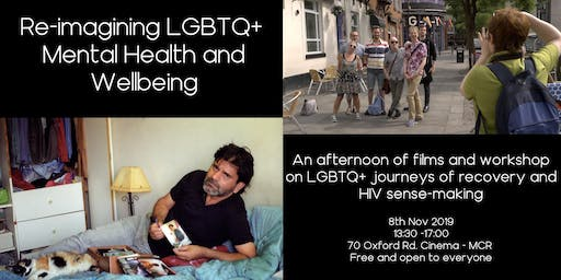 Reimagining LGBTQ+ Mental Health and Wellbeing