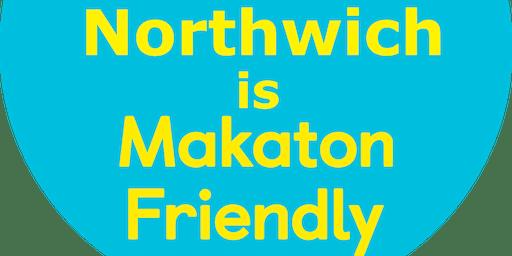 Northwich Makaton Status Celebration!