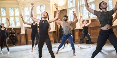 Artistry Youth Dance Company Auditions