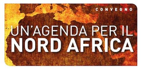 Un'Agenda per il Nord Africa biglietti