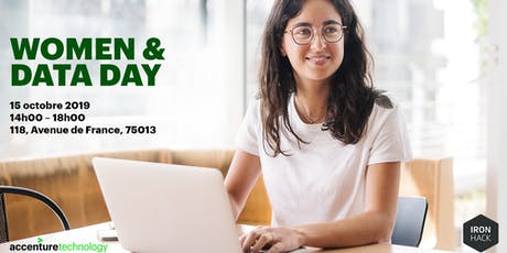 Women & Data Day - Accenture Technology x Ironhack billets