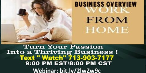 Women Business Opportunity Watch Party-LC