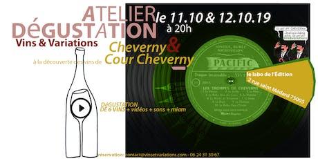 À la découverte des vins de Cheverny & Cour-Cheverny billets