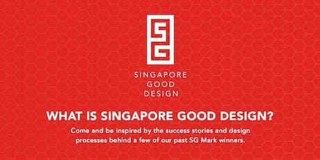 SG Mark Winners Sharing tickets