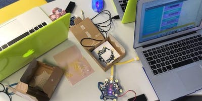 Workshop Microcontroller: Calliope