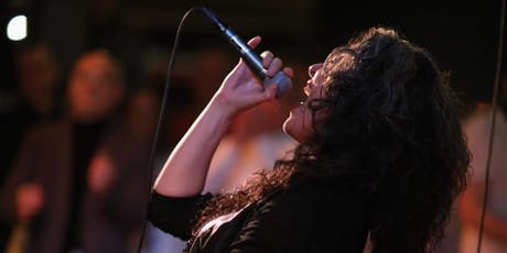 Brigitt Hernandez - Vermut & Music entradas
