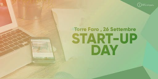ItalyRa Start-Up Day - Torre faro (ME)