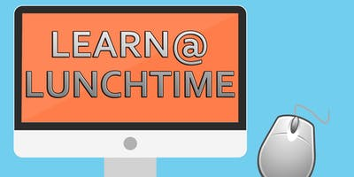 Learn@Lunchtime: Capture and Collaborate with Padlet