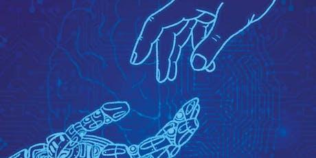 Rol van de mens op de werkvloer in tijden van Artificiële Intelligentie tickets