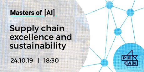 Masters of AI | Supply chain excellence and sustainability tickets