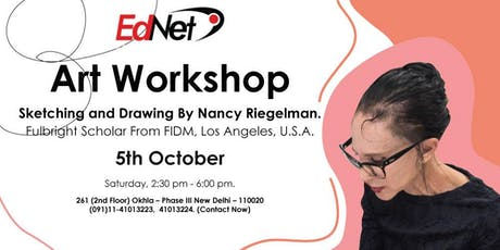 Art Workshop on Sketching & Drawing tickets