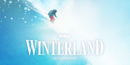 "Teton Gravity ""Winterland"" presented by Blue Tomato Wien"