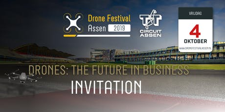 Drones - The Future in Business tickets