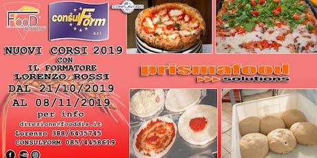 Corso Base per Pizzaioli - Max 10 iscritti biglietti