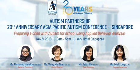 Parenting: Preparing a child with Autism for school using ABA tickets