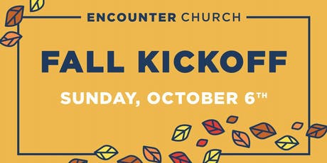 Fall Kickoff tickets