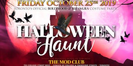 HALLOWEEN HAUNT: Bollywood & Bhangra Halloween Costume Party tickets