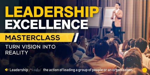 Leadership Excellence Masterclass