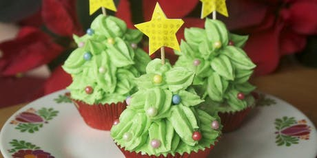 Festive family baking I – Christmassy cupcakes tickets
