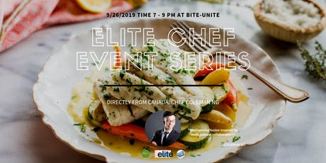 ELITE event series: Chef Cole creates with exotic fruits and trout! tickets