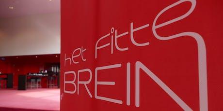 Het Fitte Brein tickets