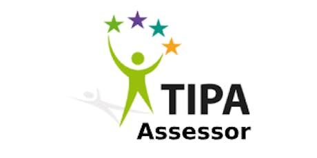 TIPA Assessor 3 Days Training in Paris tickets