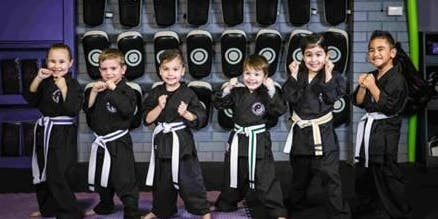 Little Ninjas School Holiday Karate Class (4-7yrs)