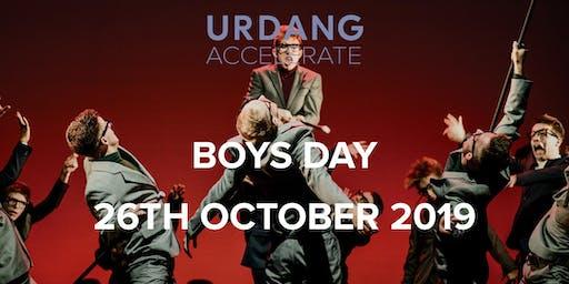 Urdang Academy Boys Day 2019