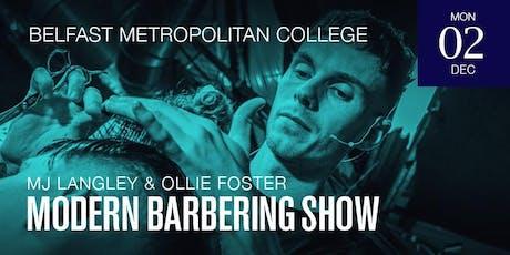 Belfast Metropolitan College Evening Showcase Presentation tickets