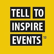 Tell to Inspire Events logo