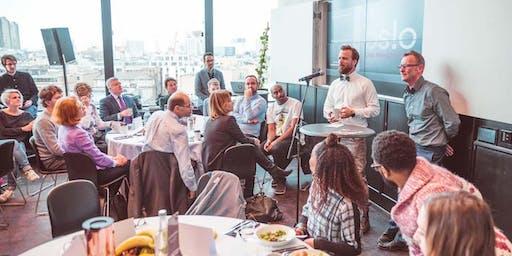 Oslo Meets Hackney at Oslo Innovation Week