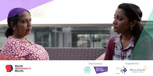 World Alzheimer's Month Film Screening:  Ninaivirukkum Varai