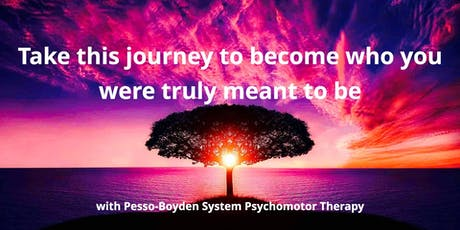 Change your life with Pesso-Boyden System Psychomotor Therapy. tickets