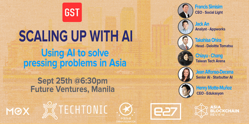 Scaling Up Manila: Using AI to Solve Pressing Problems in Asia