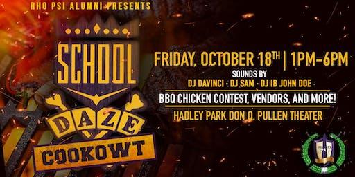 School Daze Cookowt
