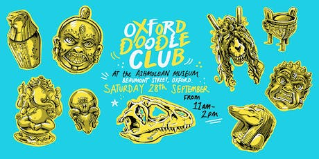 Oxford Doodle Club: September Meet Up! tickets