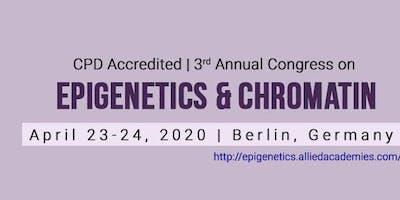 Annual Congress on Epigenetics & Chromatin