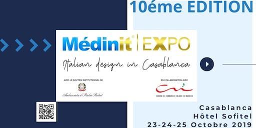 MEDINIT EXPO 2019 CASABLANCA