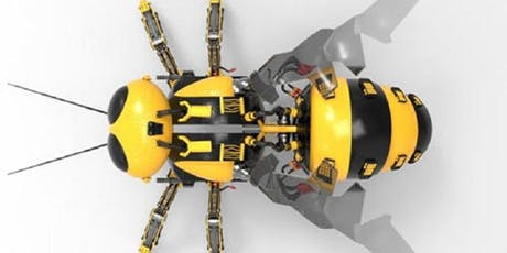 Bee Bot  - a cura di makeitModena - Modena Smart Life 2019 biglietti