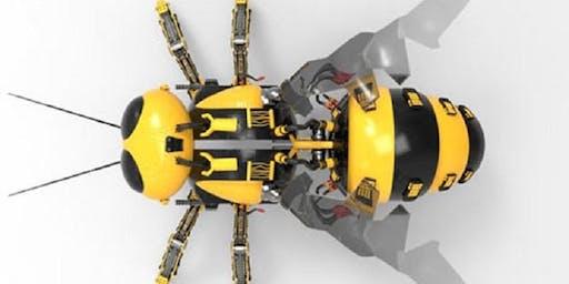 Bee Bot  - a cura di makeitModena - Modena Smart Life 2019